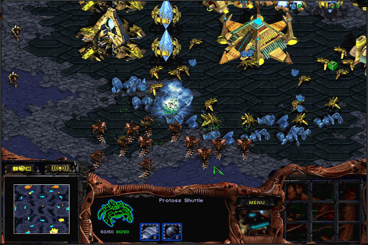 Image result for starcraft