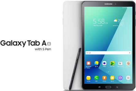 Tablet Galaxy Tab A 2016