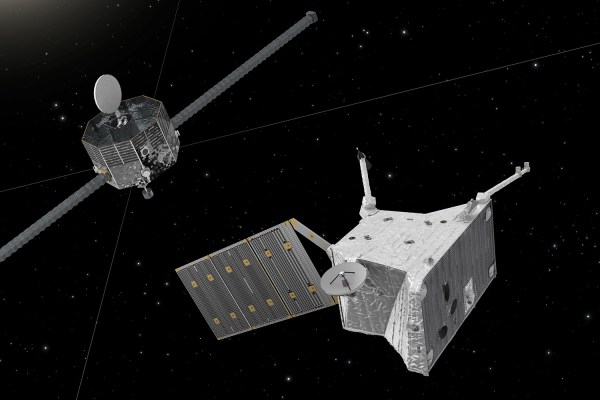 Europe and Japan unveil their orbiters for a joint mission ...