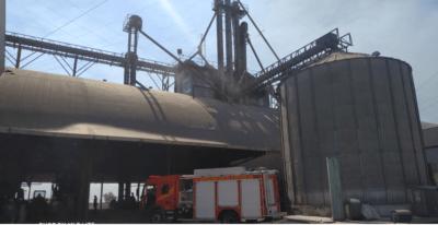 Maiores produtores de grãos do Araguaia não possuem unidades do Corpo de Bombeiros, que nos últimos dias tem atuado no combate a vários incêndios em silos espalhados pelo MT