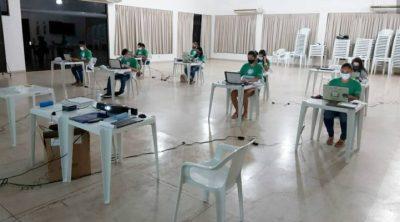 O treinamento de Inclusão Digital Rural é ofertado gratuitamente pelo Serviço Nacional de Aprendizagem Rural (Senar-MT) e possui carga horária de 20h