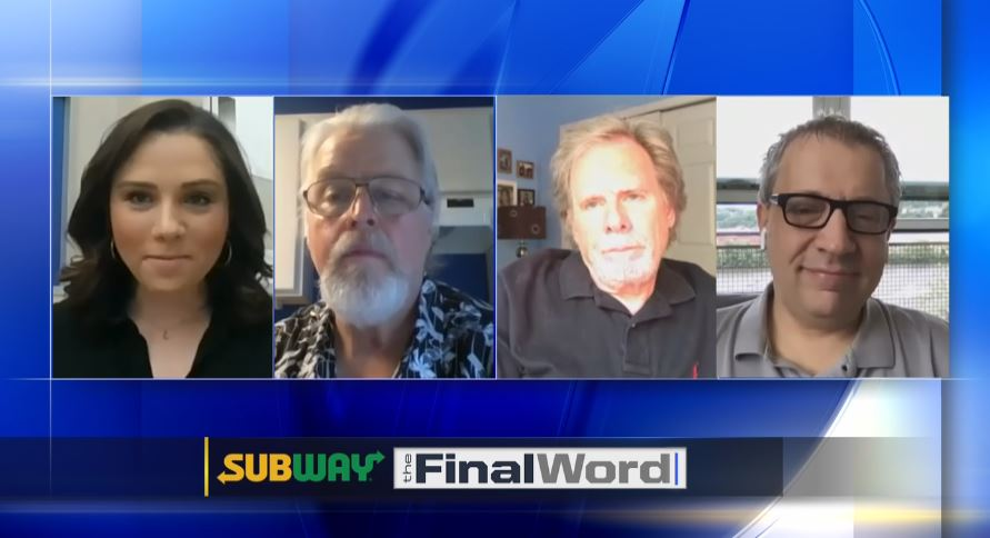 Photo of TV: DK on WPXI's 'Subway Final Word'