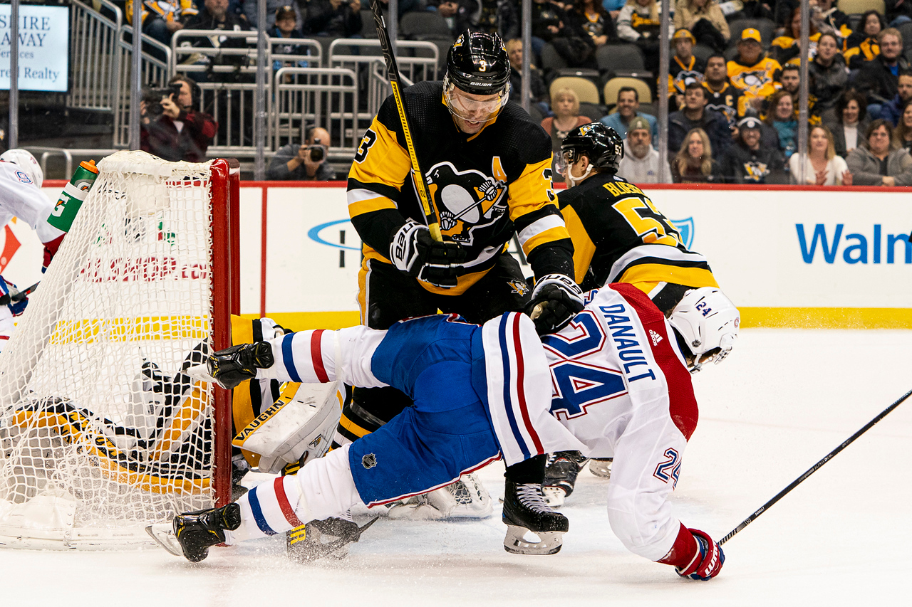 Photo of Mixed results in the Penguins series with the Montreal Canadiens
