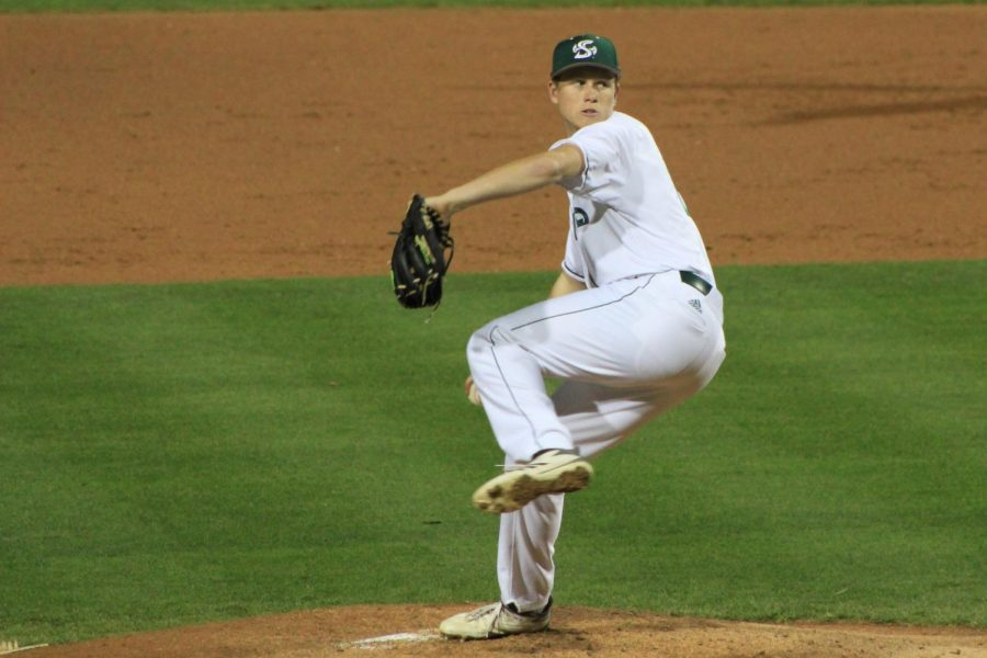 Photo of Pirates sign right-handed pitcher Parker Brahms as undrafted free agent