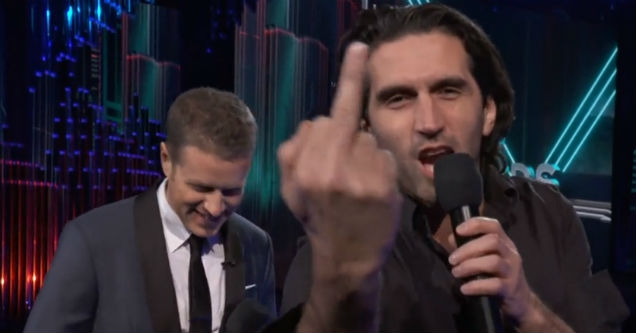 Josef Fares Game Awards