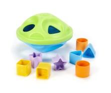 2 Shape Sorter from Green Toys