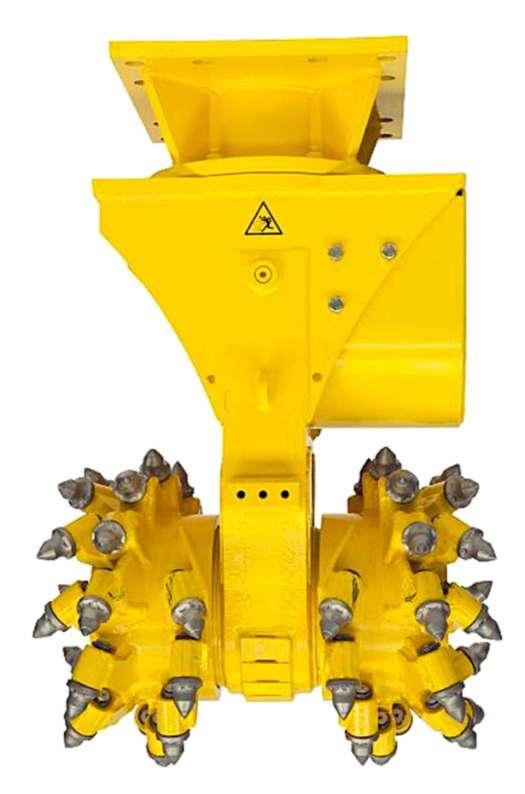 Husqvarna DC 200 drum cutter.