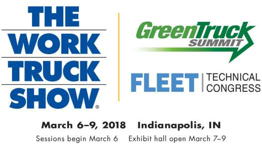 The Association for the Work Truck Industry introduces the Fleet Technical Congress to be held in conjunction with The Work Truck Show 2018 and Green Truck Summit in Indianapolis, Indiana, next March.