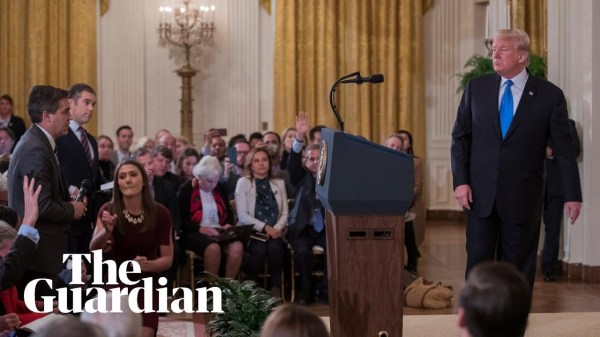 Trump's chaotic post-midterms press conference | Elections ...