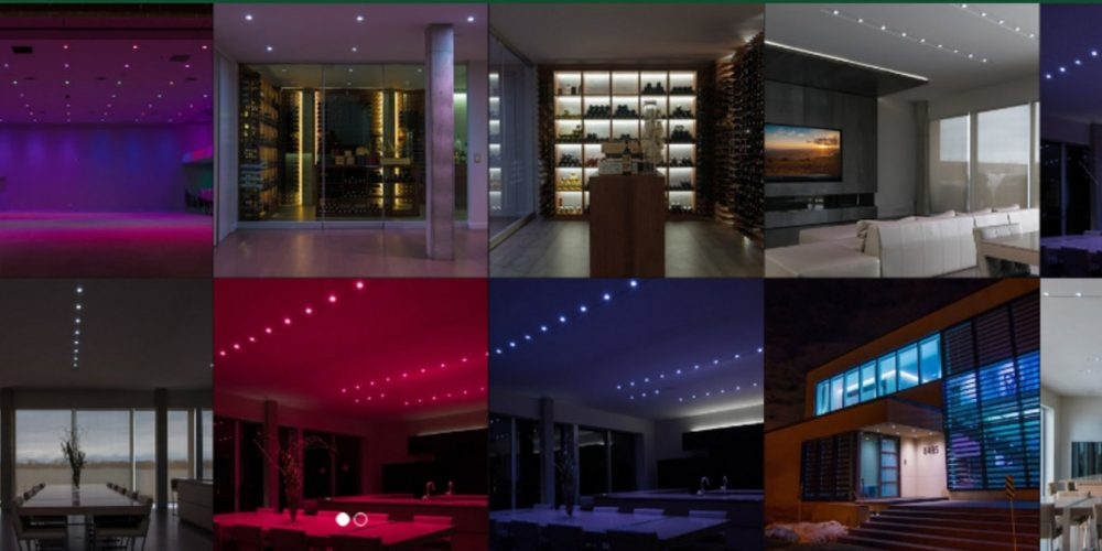 trend tunable white led lights