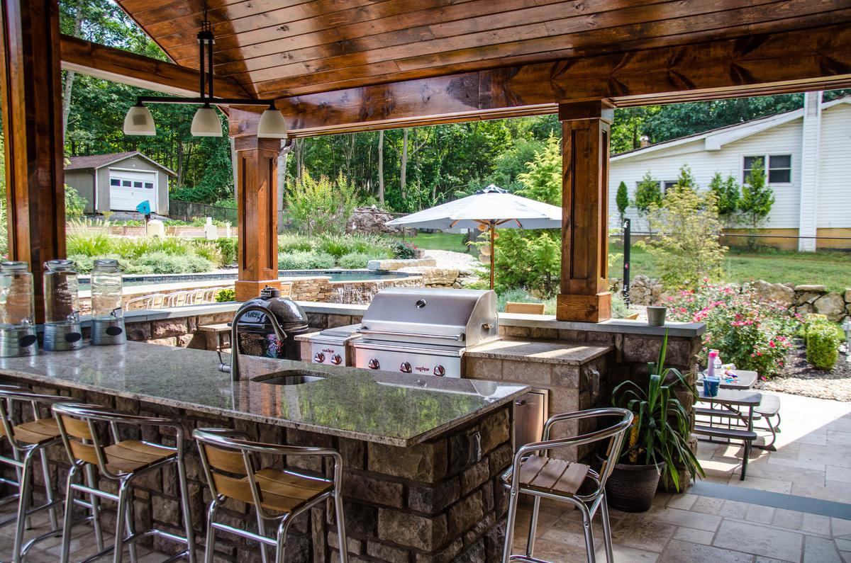 Patio Design & Raised Patio Builders - Elite Landscapes on Raised Patio Designs  id=71497