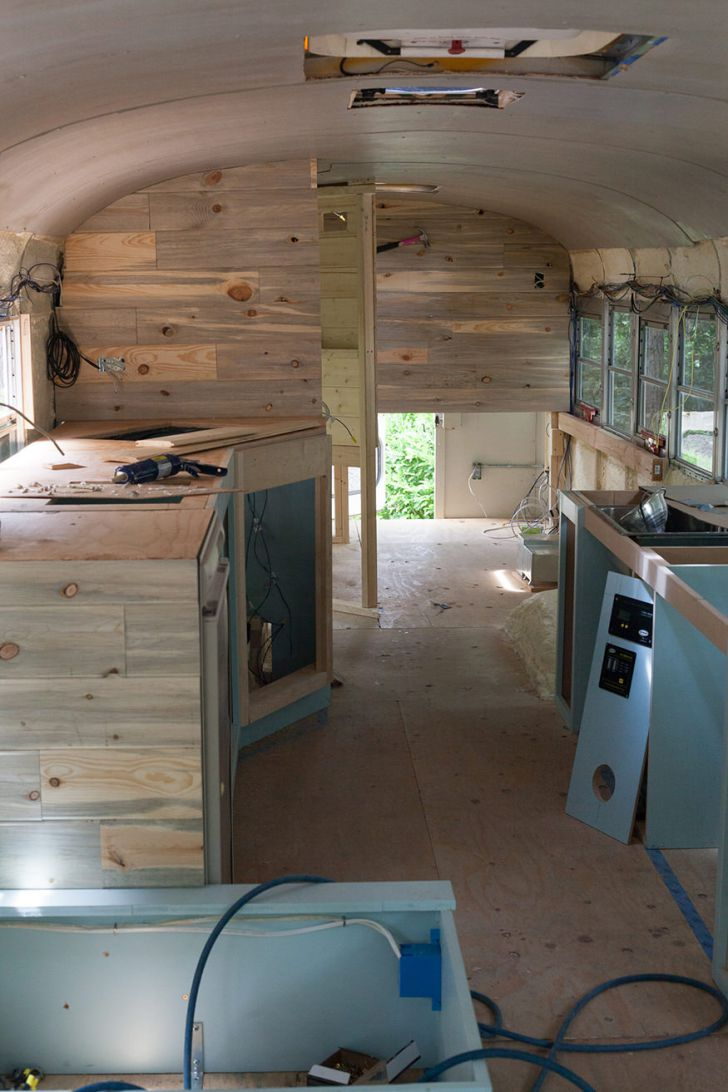 This Bus Renovation Idea Was Insane Now We Think Its