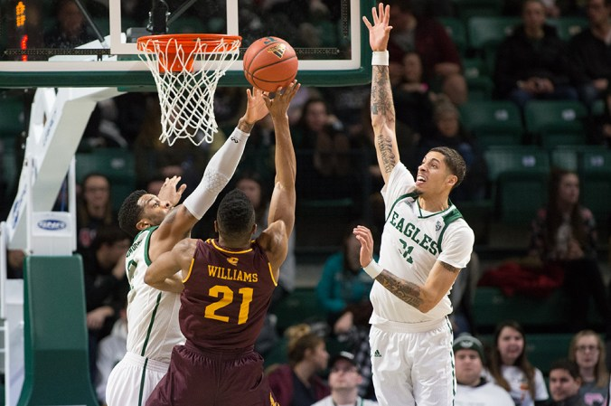 Image result for Central State (OH) vs. Eastern Michigan Eagles College Basketball