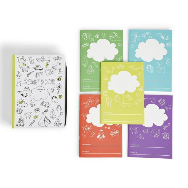 My Storybook 25 Individual Write Your Own Books Kit in Keepsake