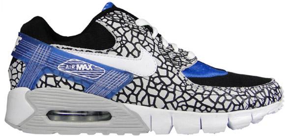 Nike Air Max 90 Hufquakes Les Primes De Courant Huarache