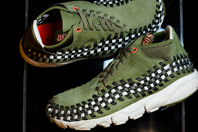Nike Air Footscape Woven Chukka Freemotion | 80S & 3CF