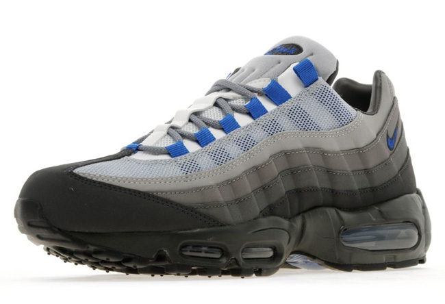 nike air max 95 cool grey varsity royal