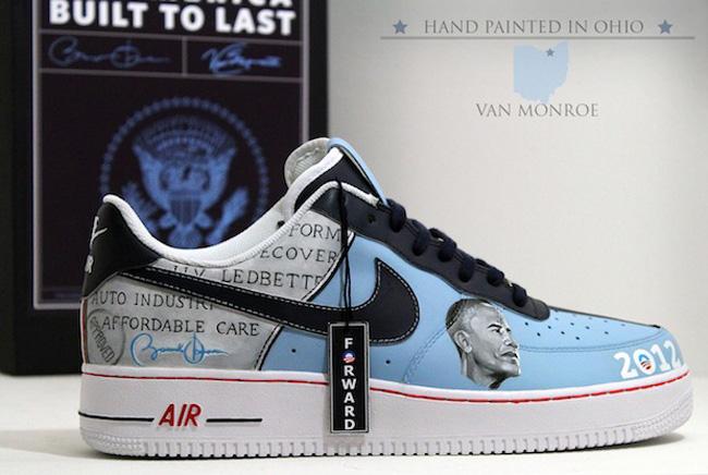 Nike Air Force 180 Haute Élection 2012