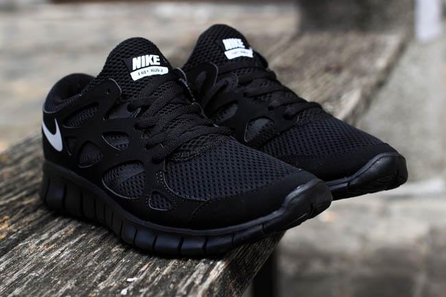 Nike Free Run 2 Chaussures De Sport Nsw Noir / Blanc / Noir Air 2014 nouveau collections bon marché n8EGLk