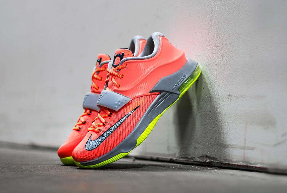 """Nike KD 7 """"35,000 Degreesâ€"""