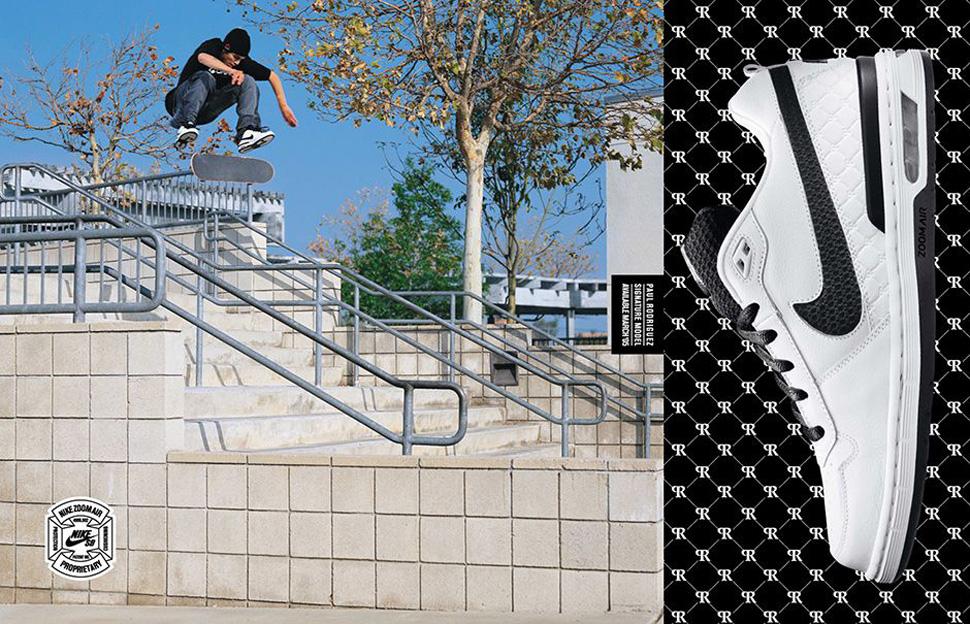 Nike SB Zoom Air Paul Rodriguez Low (2015 Retro)