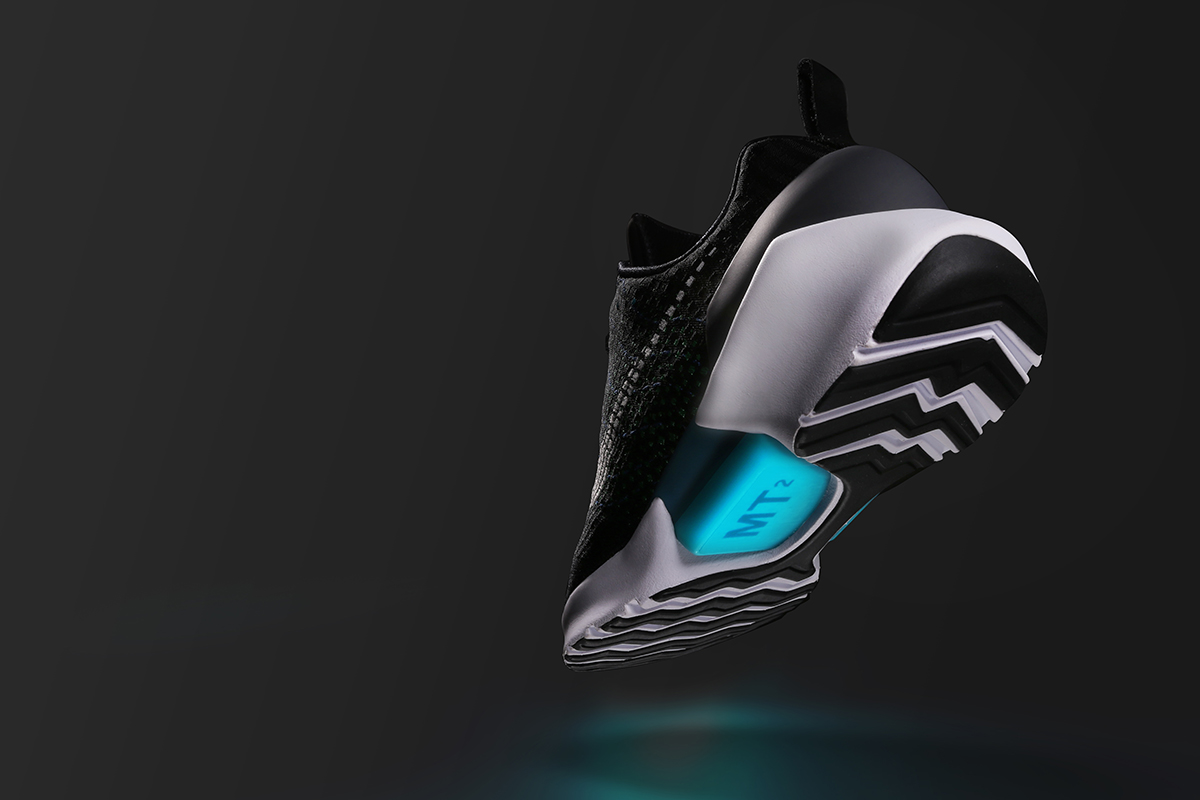 What's Inside the Box: NIKE HYPERADAPT 1.0