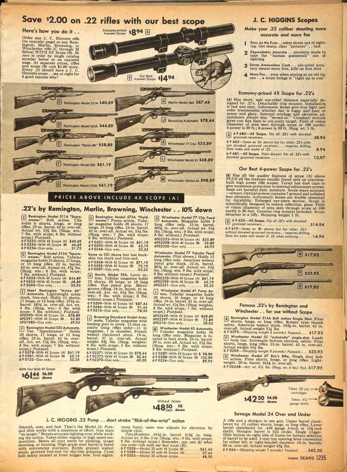 The Jackson Press – When guns were sold in catalogs (Sears