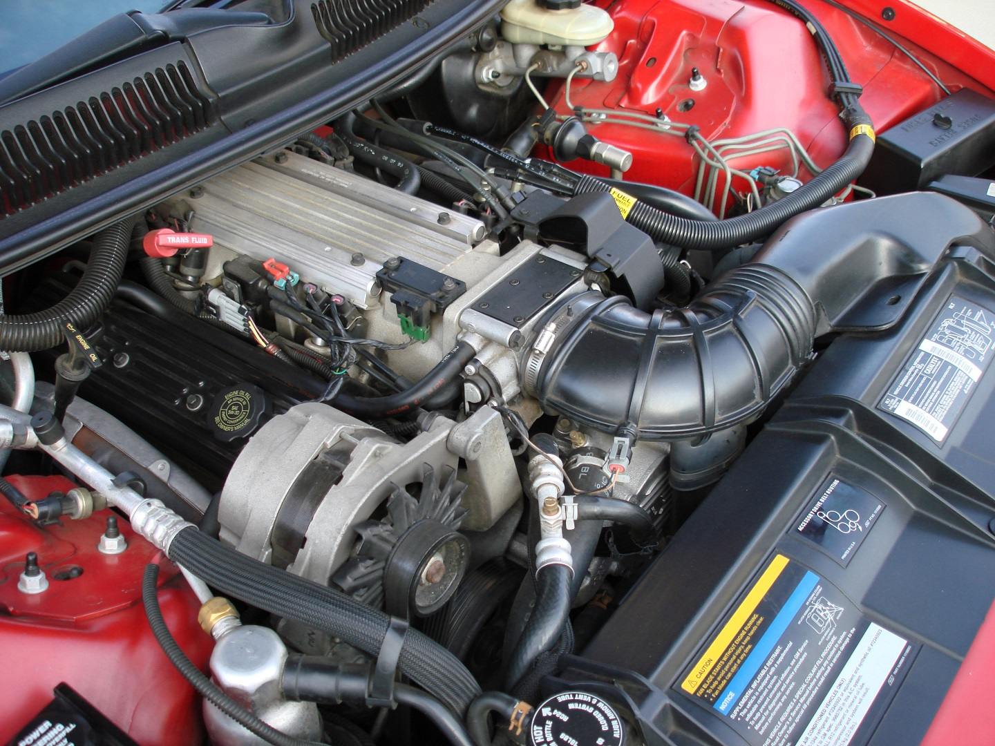 The Big Problem with Chevy's 57 LT1 V8