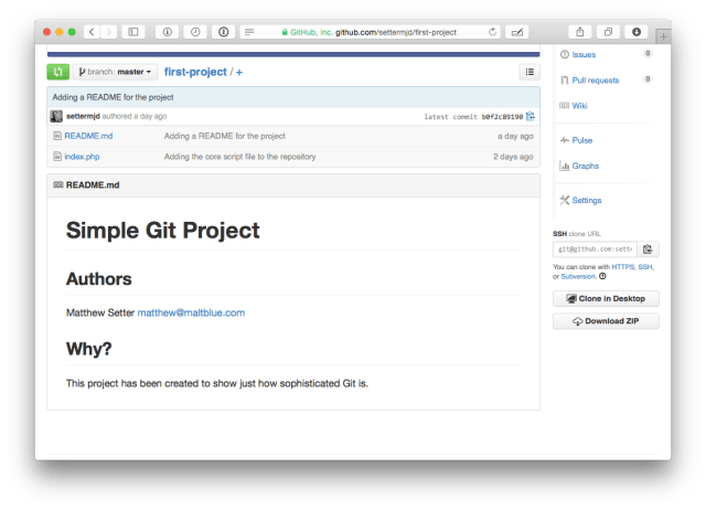 A Beginner's Git and GitHub Tutorial | Udacity