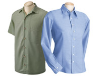 Custom Embroidered Button Downs