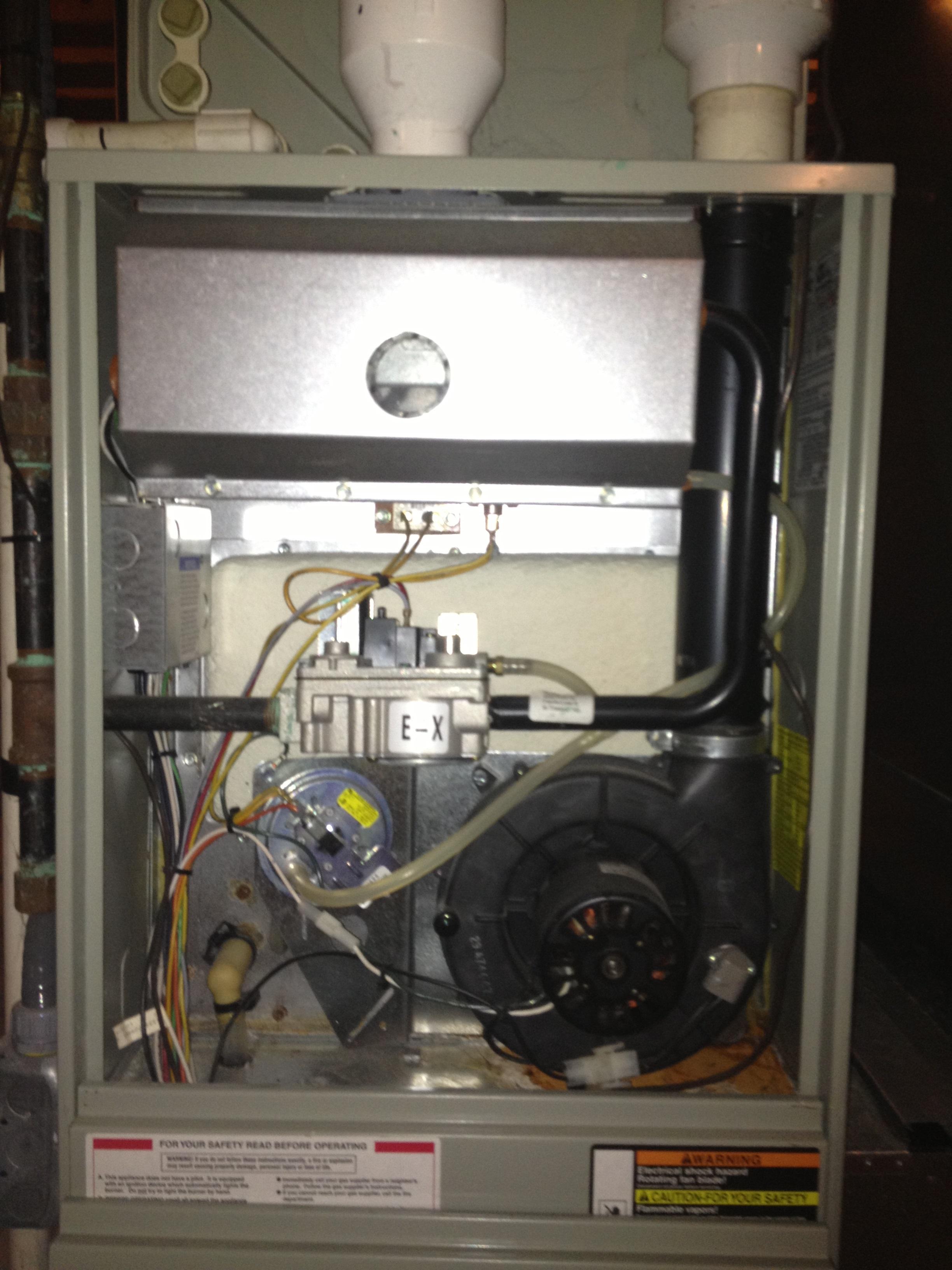Großartig Trane Baysens019b Thermostat Schaltplan Zeitgenössisch ...