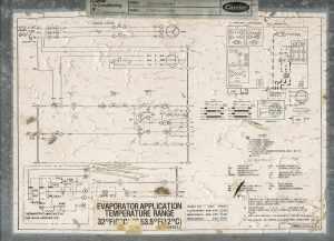 i have a carrier 38ba008540 mercial split system