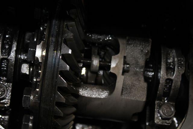 2001 Chevy Camaro: Rear Axle..the Rear Pinion Shaft Lock