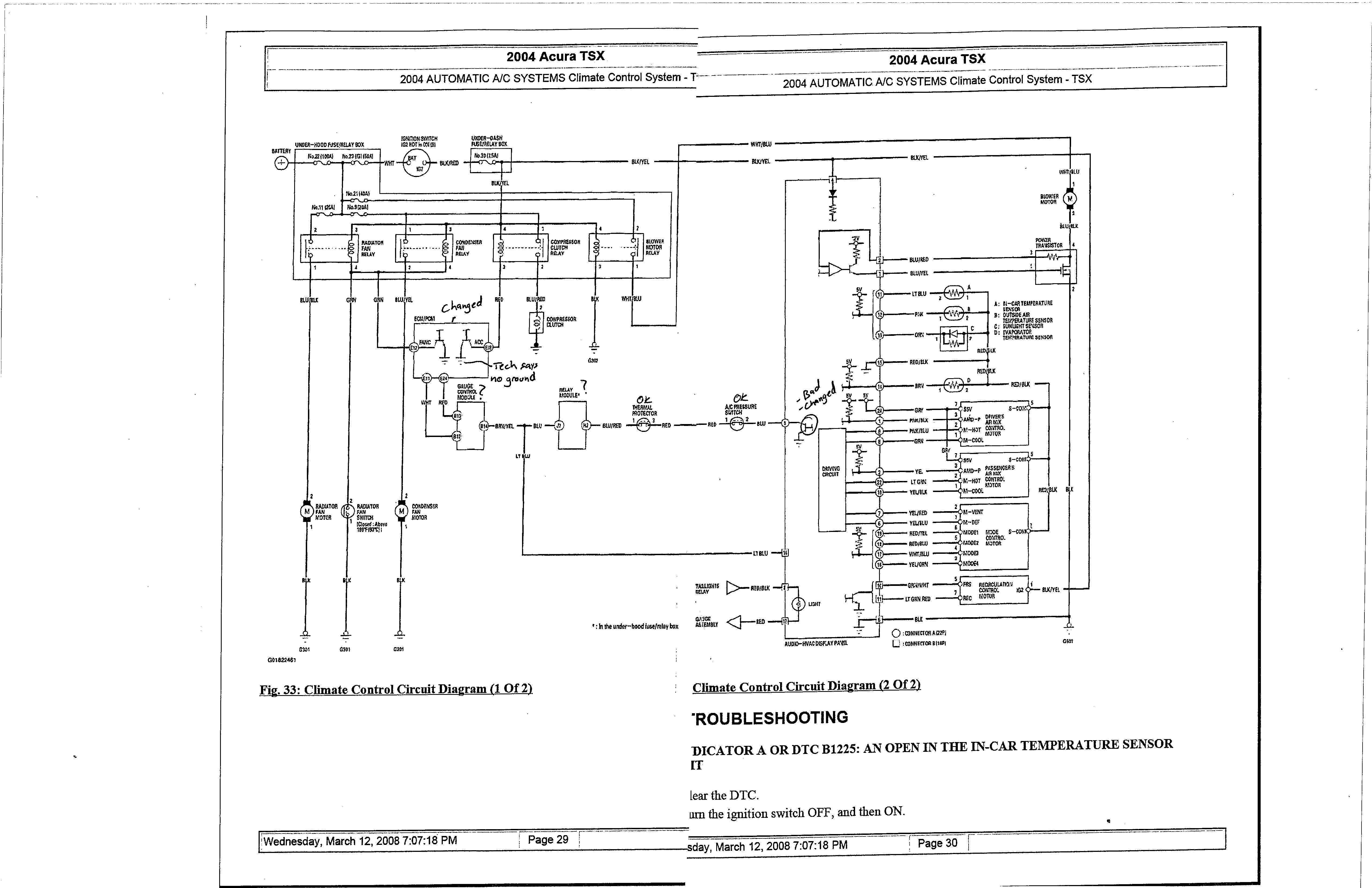 Wiring Diagram For Acura Tsx Hp Photosmart Printer