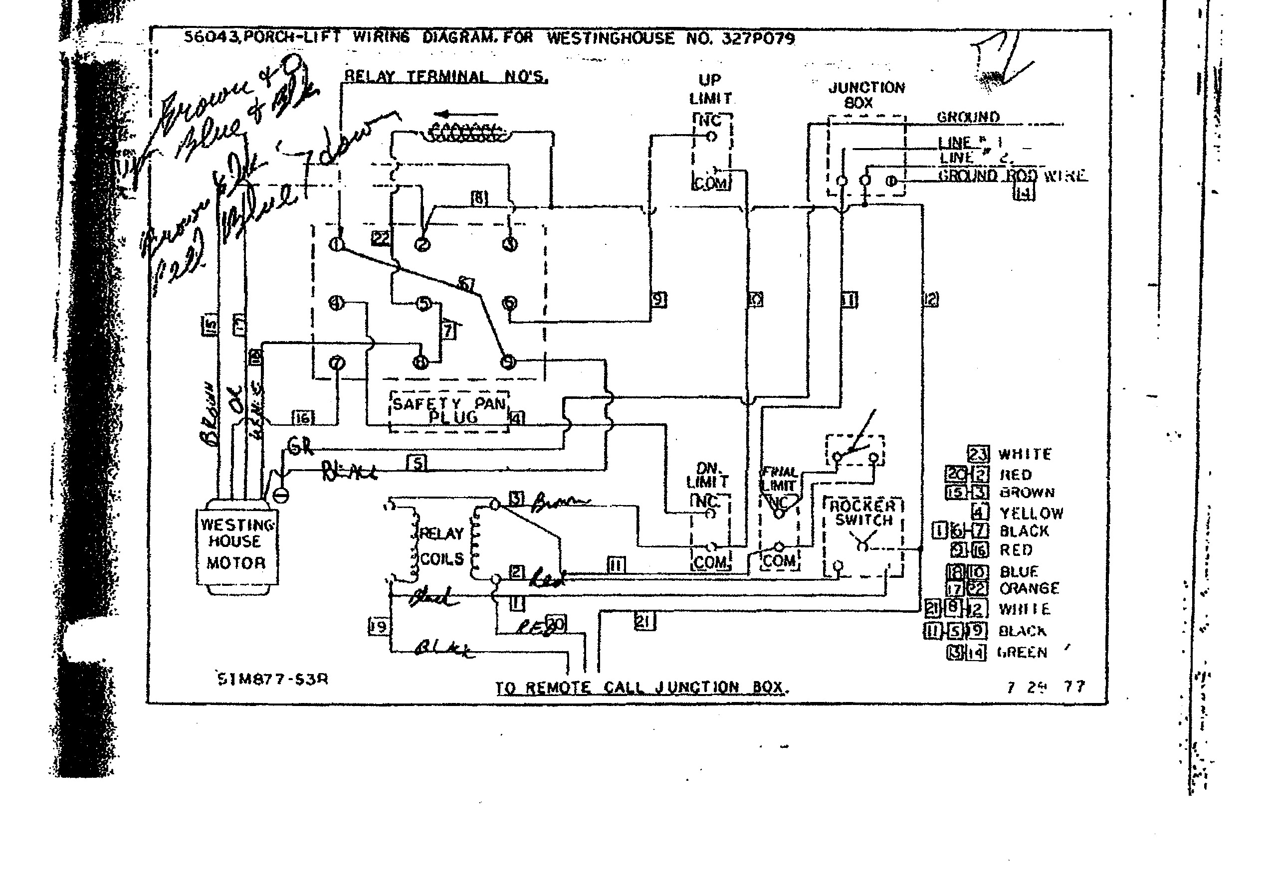 Wiring Diagram For Square D Motor Starter