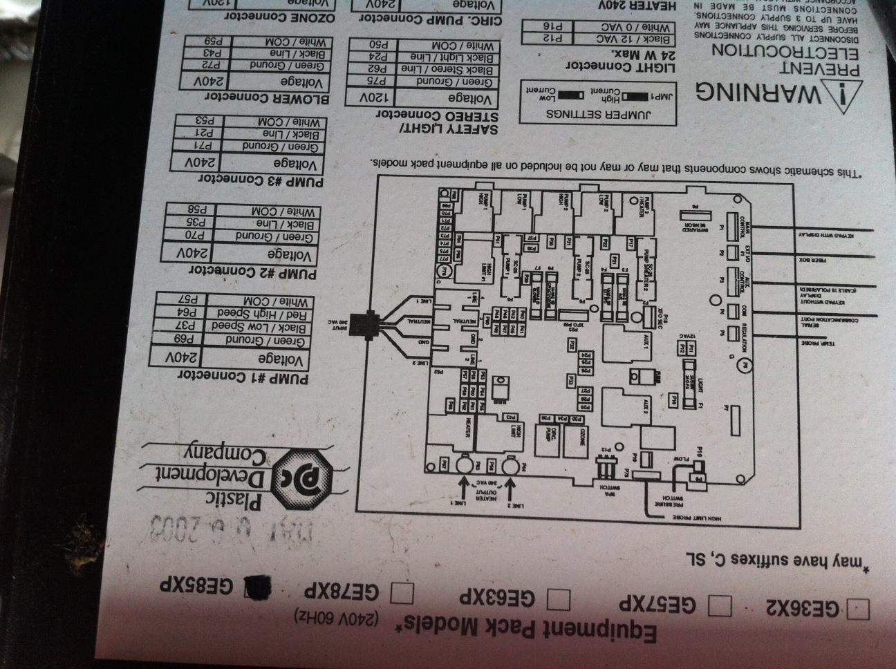 ➤ diagram circuit board hh84aa017 wiring diagramgecko circuit board wiring diagram