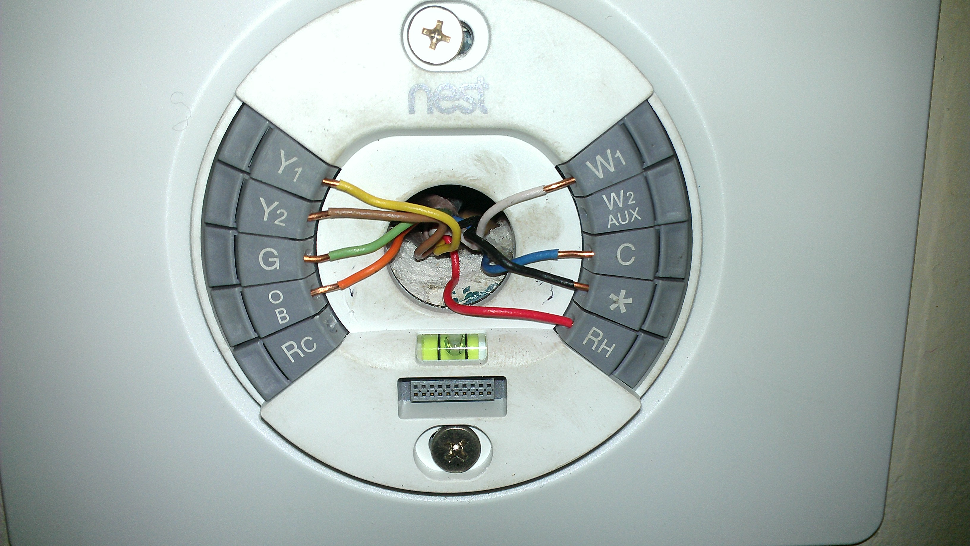 Nest Heat Pump Wiring Diagram