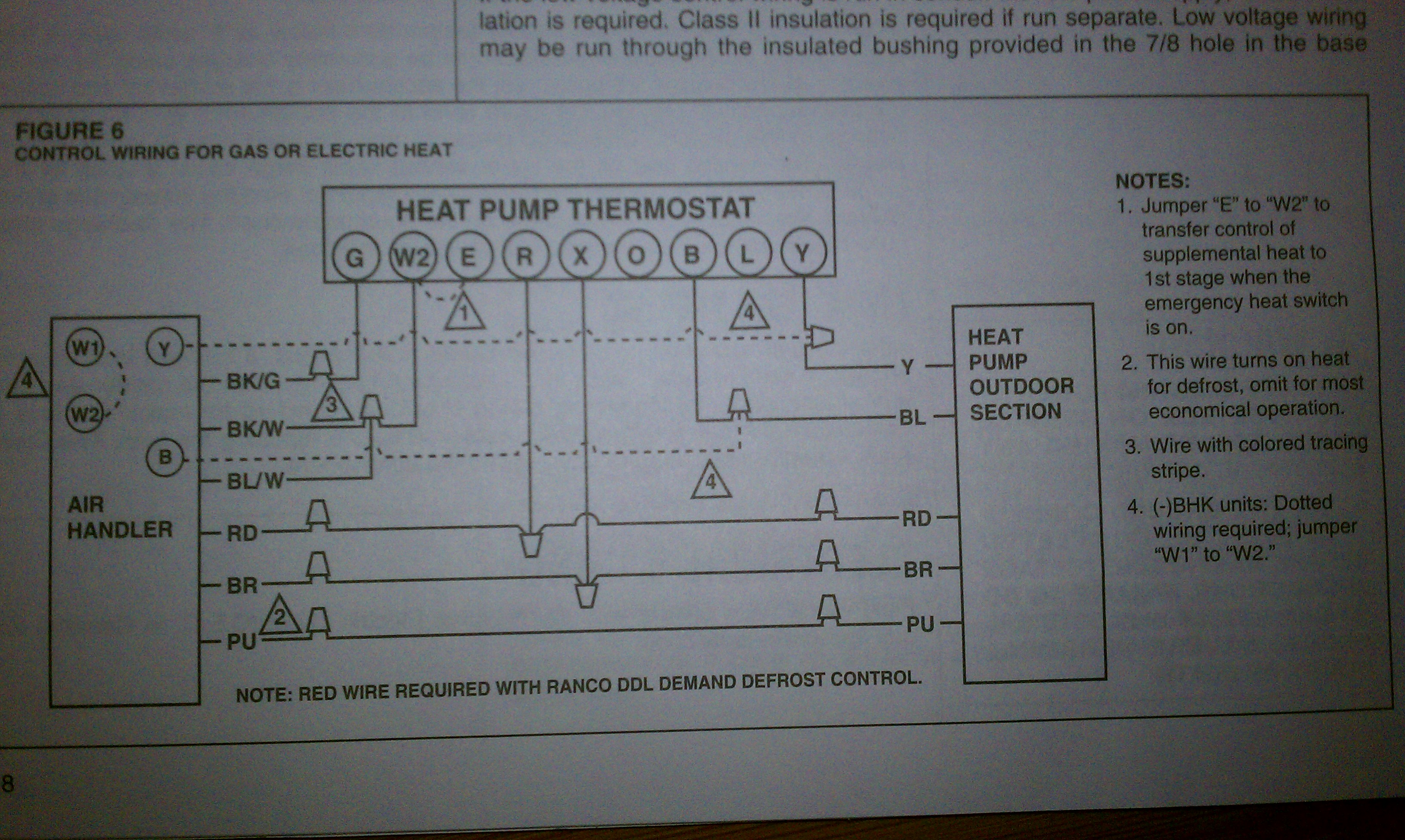 Dorable Rheem Gas Furnace Wiring Diagram Pictures - Everything You ...