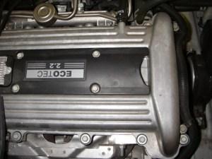 2005 Chevy Classic: engine blockcylinder engine