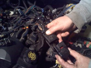 why does my ignition coil fuse keep blowing in my 2001 dodge