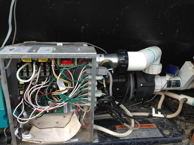 Spa Pump Motor Wiring Diagram