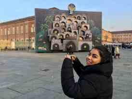Turin Italy advent calendar