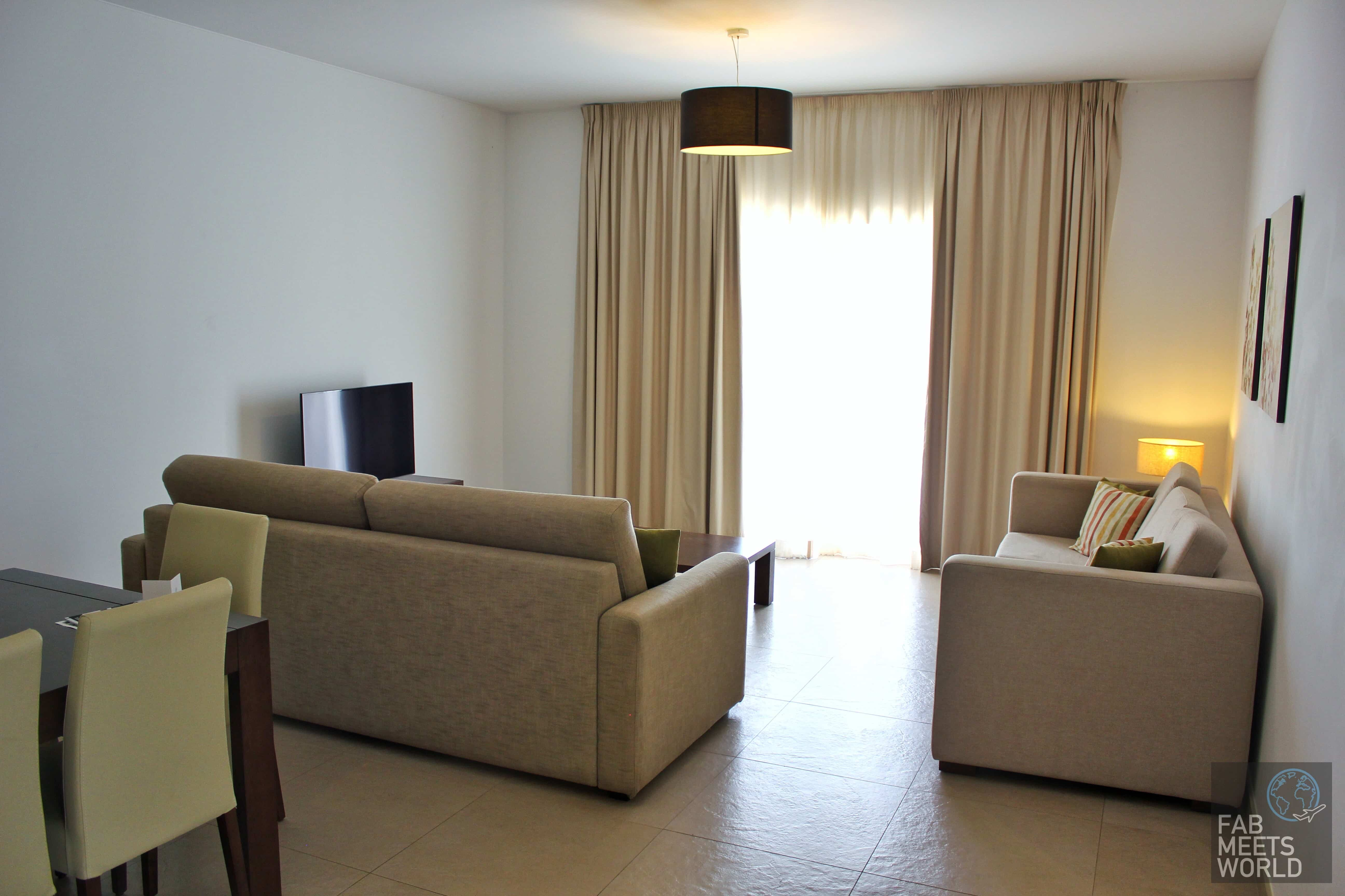 Eden Resorts Villas Are Very Spacious And Well Decorated