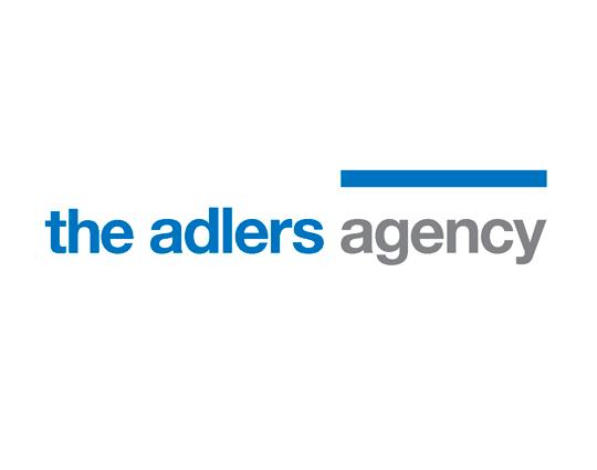Arts industry identity blue and grey logos