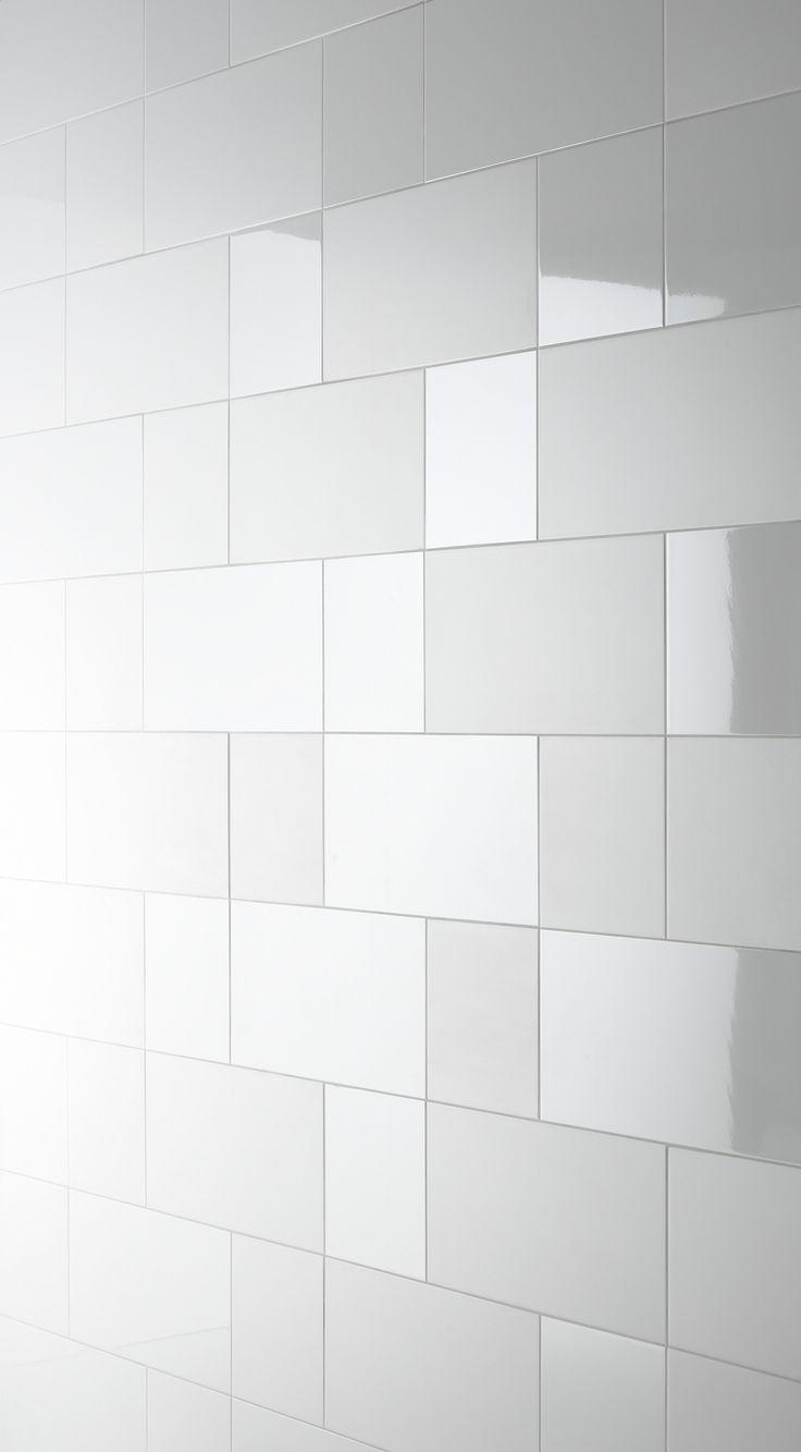 mix gloss and matte tile