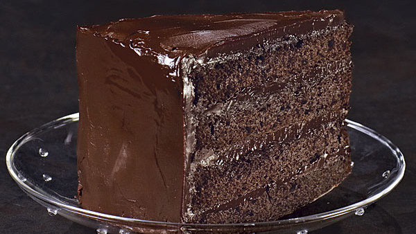 Southern Devil's Food Cake - Recipe - FineCooking