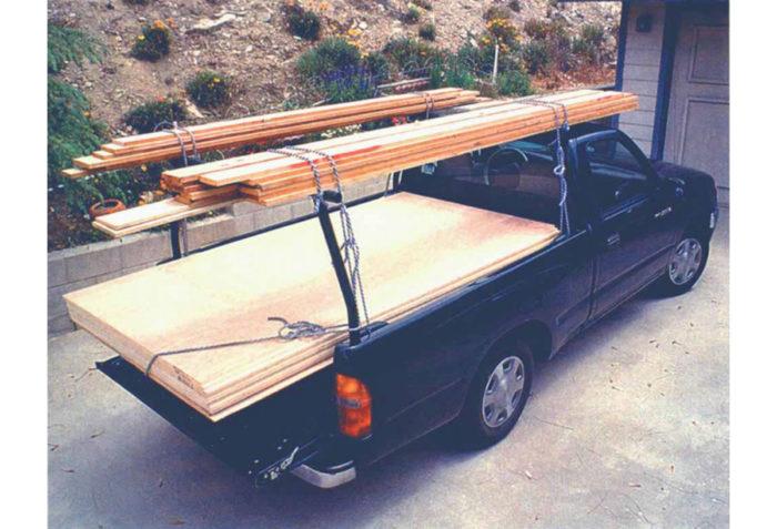 a carpenter s lumber rack fine