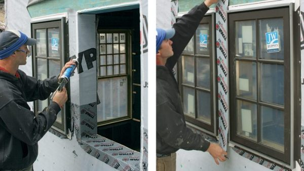 Installing and Flashing Windows Correctly - Fine Homebuilding
