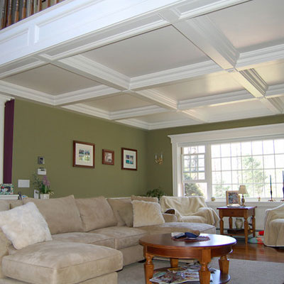 15 Coffered Ceiling Ideas Fine Homebuilding