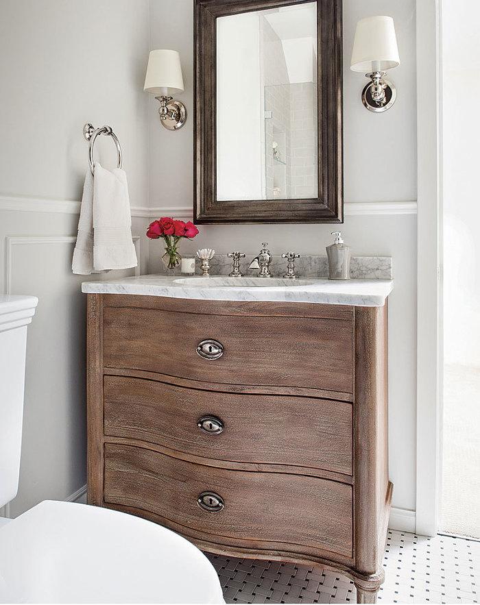 Small-Bathroom Ideas - Fine Homebuilding on Main Bathroom Ideas  id=56696